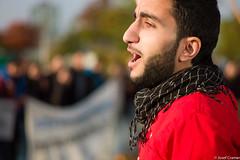 G0001111 (josefcramer.com) Tags: europe europa berlin germany syria aleppo ukraine donezk war civil proxy russia putin protest urban street people leica m9 m240 24mm 90mm elmarit summarit asph josef cramer colour crimea krim summit france normandie demo