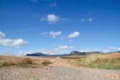 _DSC7562 (adrizufe) Tags: landscape mues navarra paisaje otoo autumn nature naturaleza ngc aplusphoto adrizufe adrianzubia bluesky nikonstunninggallery nikon d7000