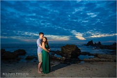 (Belinda Philleo) Tags: engagement coronadelmar southerncalifornia beach sunset romantic