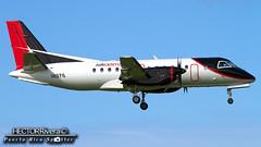 HI976 Air Century (Hector A Rivera Valentin) Tags: hi976 air century saab 340 cn 344 tjsj puerto rico sju san juan spotting spotter dominican