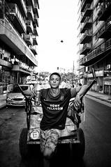 Posiblemente Brian -serie 5 pe (Santiago Sito) Tags: street urban portrait retrato cartonero adolescente teen social recolector reciclador precarizacin