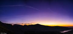 Mountain Sunset (Paul Sivyer) Tags: snowdonia paulsivyer wildwalescom sunset