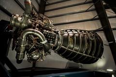 Space Shuttle Engine (Santeri Ruuskanen) Tags: rocket engine space shuttle rs25 sls spacelaunchsystem power machine museum california science center losangeles