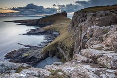 Neist Point, Isle of Skye (Andy Stables) Tags: neist point waterstein moonen bay minch sunset glendale skye scotland canon 5d4 5d mark iv