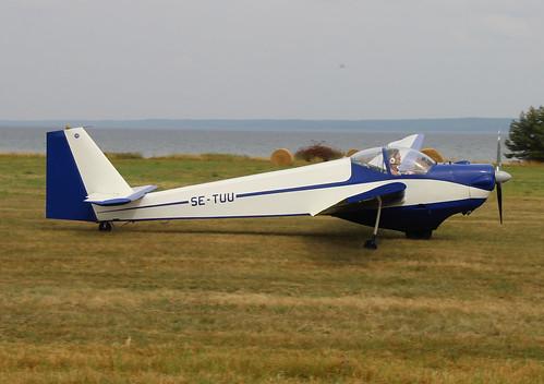 SE-TUU Scheibe SF-25C Falke at Visingsö ESSI