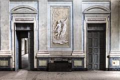 (ilConte) Tags: abbandono abandoned decay villa italia italy apolloanddaphne apolloedafne bernini