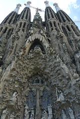 Sagrada Familia (marion.beghain) Tags: sagrada familia barcelone visite hauteur