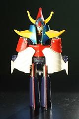 Die-Cast Metal Raydeen (Popy/Mattel 1970's) (Donald Deveau) Tags: raydeen raideen diecast metal popy mattel toys vintagetoy robot japanesetoy japanesecharacter actionfigure shogunwarriors