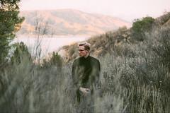 Clarity (Abigail Gorden) Tags: clarity wind air nature outdoors santaclarita california lake male model glasses fashion colorful