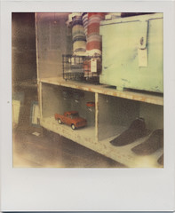 window shopping (daveotuttle) Tags: px70 impossibleproject batch811