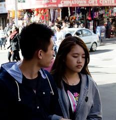 Listen to me (Ji-) Tags: street new york city portrait nikon chinatown nikon1855mmf3556 d5100