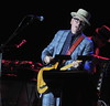 Elvis Costello & The Imposters perform with the The Spectacular Spinning Songbook at the O2 Dublin, Ireland