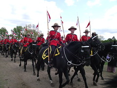 Royal Canadian Mounted Police (Snapshooter46) Tags: windsor cavalry 2012 mounties mountedpolice royalcanadianmountedpolice blackhorses diamondjubileepageant
