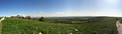 Ditchling Beacon looking on North (Slimwit) Tags: beacon ditchling uk2012