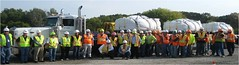 Site Marks Recovery Act Milestone with Contaminated Soil Cleanup (ENERGY.GOV) Tags: disposal soil shipment contamination contaminated spru recoveryact separationsprocessresearchunit