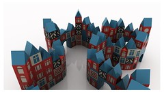 Wooden Building Block 3D Model 03 (Sidewinder Partnership) Tags: door city roof building brick window wall architecture vintage town timelapse construction cg triangle cityscape arch village apartment structure clocktower cube highrise animation gloss block hd build townscape wedge scandinavian cgi construct herringbone woodenblocks motiongraphics woodenbricks woodenbuildingblocks woodenconstructionsettoybuildingblocks