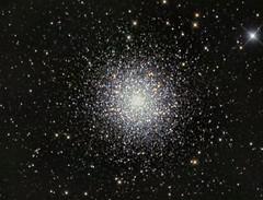 Messier 13 (M13) (2013) (Photonfisher) Tags: hercules m13 ngc6205 Astrometrydotnet:status=solved Astrometrydotnet:version=14400 Astrometrydotnet:id=alpha20130583969922