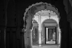 IMG_9971-2 (Deepthi Ghalke) Tags: old city india heritage architecture buildings hyderabad tombs arcs carvings charminar nizam paigha