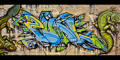 Sydney Wall Art - Newtown Part 1 (Stanley Kozak) Tags: art zeiss canon graffiti sydney australia wallart nsw newtown carlzeiss zeiss18mm canon5dmkiii