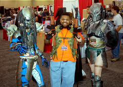 pcc11 (Kurt Colin) Tags: arizona phoenix costume mr freeze predator comicon 2013