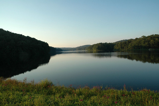Yellowwood Lake - September 2005