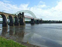 DSCF7733 (keeno82uk) Tags: bridge runcorn widnes runcornbridge