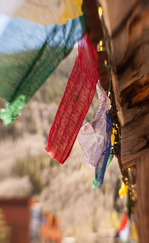Mountainfilm Flags - Photo Credit Nori Lupfer