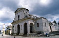 198803 Kirche der Heiligen Dreifaltigkeit (1) (gerhard_hohm) Tags: kathedrale kirche trinidad kuba weltkulturerbe provinzsanctispiritus karibikinsel heiligedreifaltigkeit