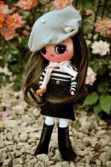Boopsie Daisy Croissant French Doll (GatoNoirGirl) Tags: paris cute french doll dolly posedoll boopsiedaisy