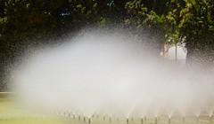 spraying Water (Ginas Pics) Tags: espaa hot wet water fountain smart spring spain nikon holidays europe spray espana offwhite mallorca fontana palmademallorca ginaspics bestofspain httpginanews05blogspotcom gettyvacation2013 reginasiebrecht sprayingwaters
