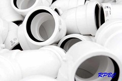 RPBC 381 (richardsphotographybc) Tags: water construction o pipes plumbing tubes gas plastic rings seals heating pvc drainage fittings