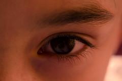 Sara's eye (Daniel VC) Tags: