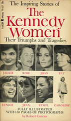 Lancer Books 74-827 - Robert Curran - The Kennedy Women (swallace99) Tags: vintage jfk paperback biography lancer kennedy