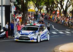 Rally Vinho Madeira 2013 (RicardoPestana2012) Tags: ford fiesta rally madeira vinho s2000