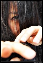 Ghost Month (alton.tw) Tags: portrait people urban woman black eye female asian island model hands asia zombie taiwan hunger horror undead taipei reach formosa gesture 台灣 hakka obscured approach 台北 alton choco altonthompson taiwanese hakkanese 2013 唐博敦 taiwanphotographers altonsimages creepyair