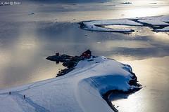 Almirante Brown Antarctic Base, Paradise Bay, Antarctica (x_tan) Tags: antarctica glacier iceberg paradisebay canonef85mmf12liiusm canoneos5dmarkii almirantebrownantarcticbase