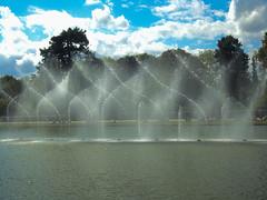 Versailles Les Grandes Eaux (Tatie Choukette) Tags: versailles fontaine chteau