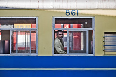 kalka (Shubh M Singh) Tags: world man heritage window colors lines station train project toy shimla railway environment straight gauge narrow portrair kalka haryana
