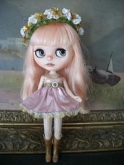 A Pink Princess.....