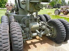 "M115 203mm Howitzer (3) • <a style=""font-size:0.8em;"" href=""http://www.flickr.com/photos/81723459@N04/9709664618/"" target=""_blank"">View on Flickr</a>"