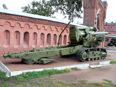 """203mm B-4 Howitzer (4) • <a style=""""font-size:0.8em;"""" href=""""http://www.flickr.com/photos/81723459@N04/9964972915/"""" target=""""_blank"""">View on Flickr</a>"""