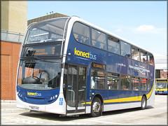 Konectbus 611 (SN62 AVO) (Colin H,) Tags: bus ahead ga go group norfolk 400 norwich alexander dennis enviro trident adl watton dereham ibp konect goahead alexanderdennis enviro400 konectbus ipswichbuspage colinhumphrey sn62avo