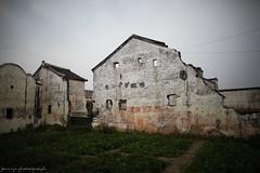 13092808 (ojang jerry) Tags: china county building heritage nature wall rural eos cloudy ruin hakka idyllic oldbuilding 5d2 ef24mml gettychina13q3