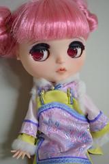 Little Sakuno ,Chinese style