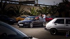 (Yesenia Lpez) Tags: world auto cars car clouds canon island photography photographer photographie canarias racing german coche toyota bmw canary 1855mm lopez m3 starlet motorsport aleman e46 alcampo e36 yesenia 550d worldcars