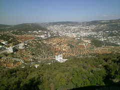 View from Ajloun Castle, Jordan (LarrynJill) Tags: travel vacation castle landscape view middleeast jordan 2014 ajloun