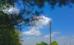 Cell Phone Tower Antenna, 5/2015, by Mike Mozart of TheToyChannel and JeepersMedia on YouTube #Cell #Phone #Tower #Antenna (JeepersMedia) Tags: tower phone cell antenna