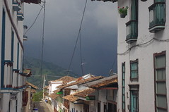 Salamina, Colombia (ARNAUD_Z_VOYAGE) Tags: street city light cloud color colour art heritage monument colors beautiful clouds america landscape town site amazing colombia colours view action south centro central historic national american huge region department active centrale caldas municipality salamina