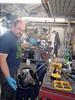 Matt and the Modded Elbow (thorssoli) Tags: robot replica robocop prop ed209