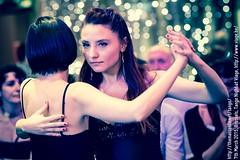 ??? and Madalina, Brussels, Tango Night at Viage, Mar. 2015